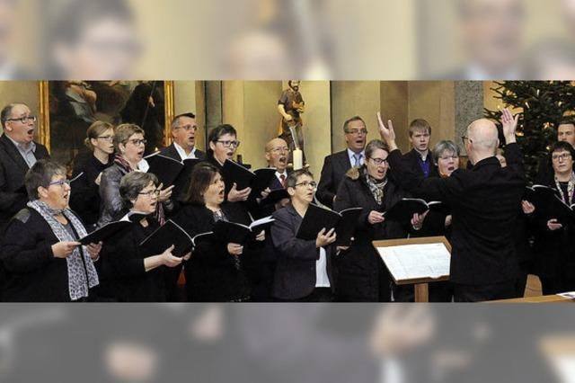 Seelsorgeeinheit präsentiert ihre musikalische Vielfalt