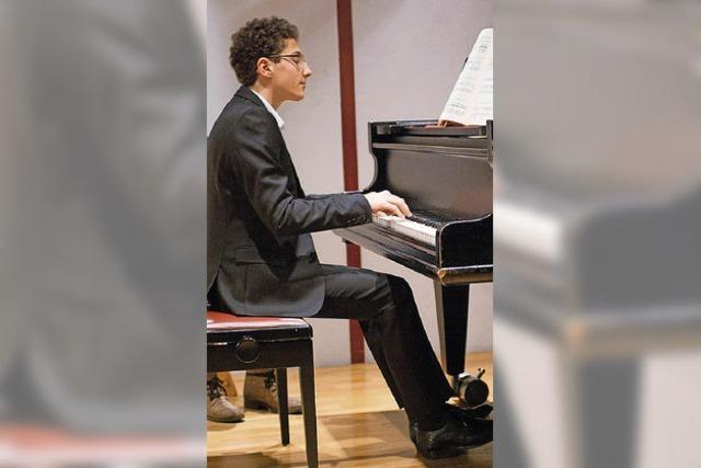 Virtuose Klänge großer Komponisten