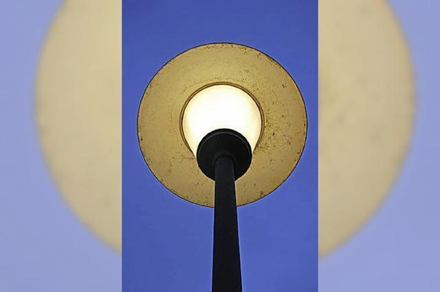 LED statt Quecksilberdampf