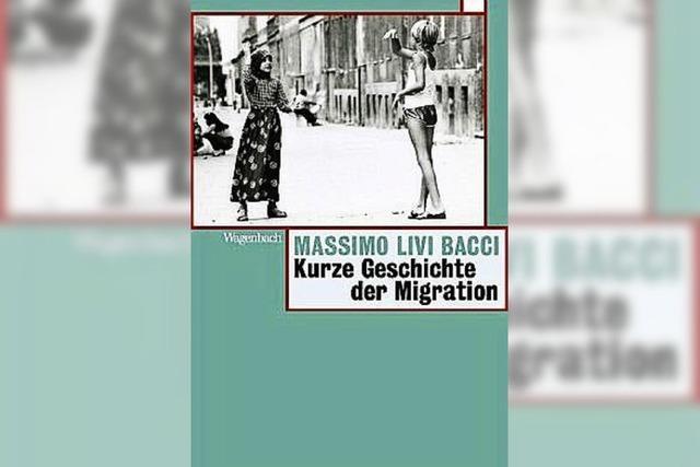 SACHBUCH: Migration gab es schon immer