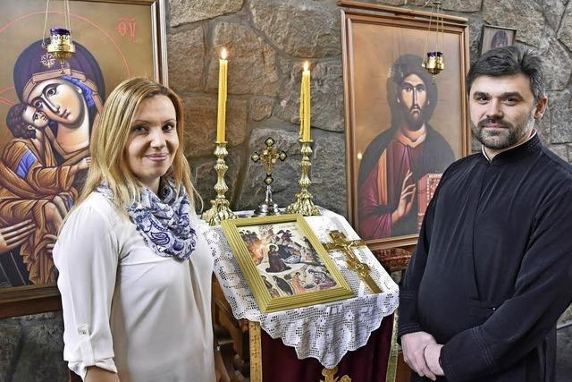 Die serbisch-orthodoxe Gemeinde feiert Heiligabend erst am 6. Januar