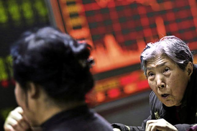 Börsenkrach in China belastet auch den Dax