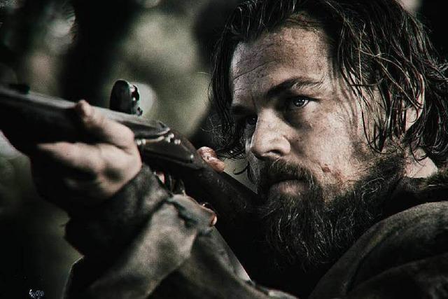 Leonardo DiCaprio brilliert im Western