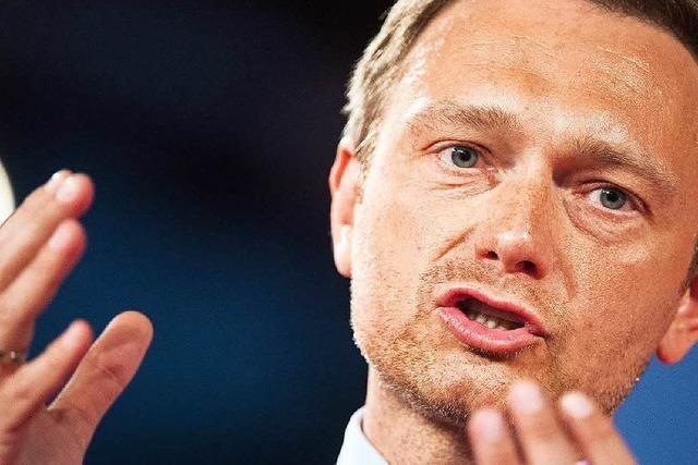 Christian Lindner zur Linie der FDP bei der Flüchtlingsfrage