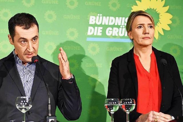 Wahlkampf: Grüne machen soziale Gerechtigkeit zum Thema