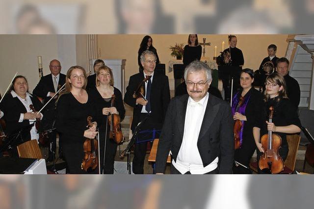Konzert nach Weihnachten in der Heilig-Kreuz-Kirche in Bad Säckingen