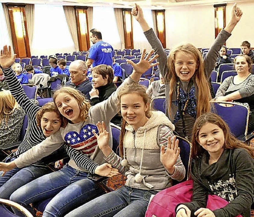 Grund zur Freude hatten die Endinger S...sse bei den Deutschen Meisterschaften.  | Foto: Privat