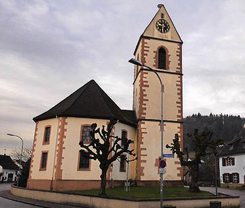 Nikolaus-Kirche in Hauingen  | Foto: Daniel Scholaster