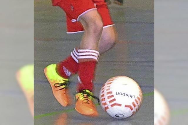 Jugend zeigt guten Fußball