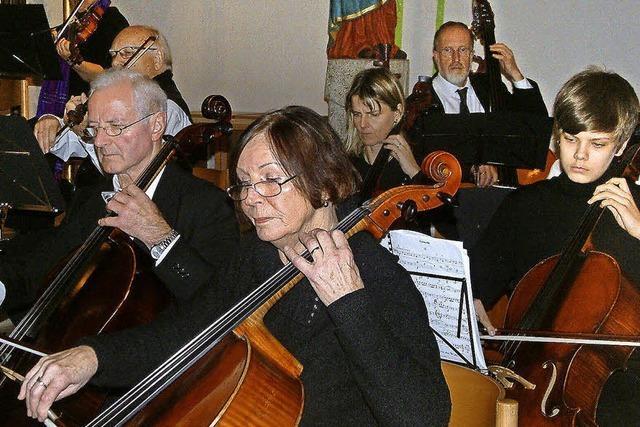 Orchester Bad Säckingen in Tiengen