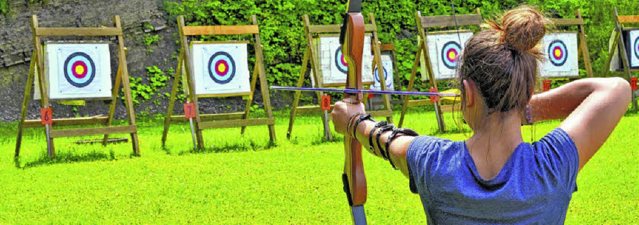 Bogensport soll den Verein attraktiver machen.   | Foto: Andreas P (fotolia)