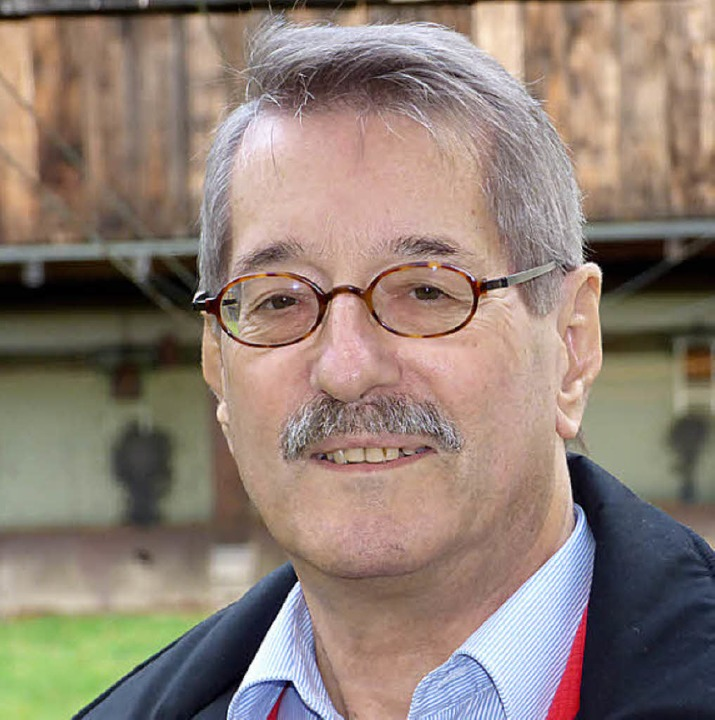 Klaus Stoffel  | Foto: Frank Leonhardt