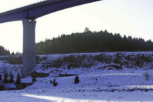 Damm wird zurückgebaut