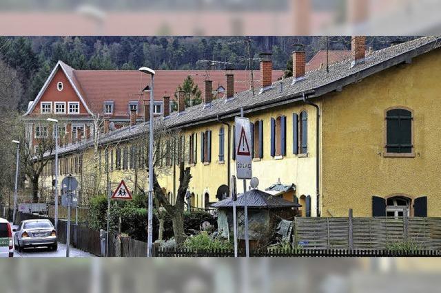 In vier großen Sanierungsgebieten will das Freiburger Baudezernat die Lebensbedingungen verbessern