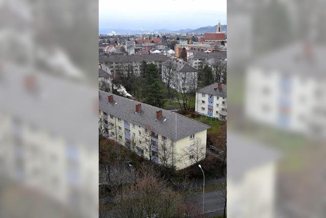 Millionenschwere Investitionen sollen den Freiburger Stadtteil Haslach aufwerten