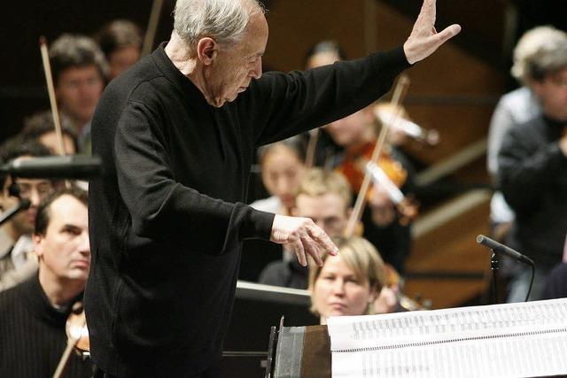 Komponist, Dirigent, Denker und Anti-Bürger: Zum Tod von Pierre Boulez