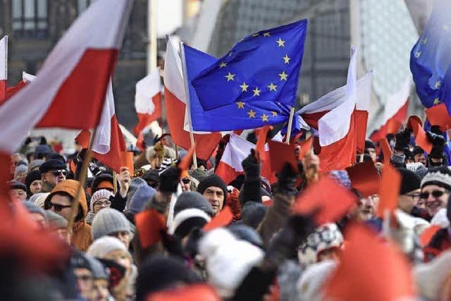 Polen droht der wirtschaftliche Abstieg