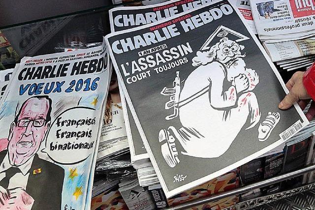 Frankreich ist nicht mehr Charlie
