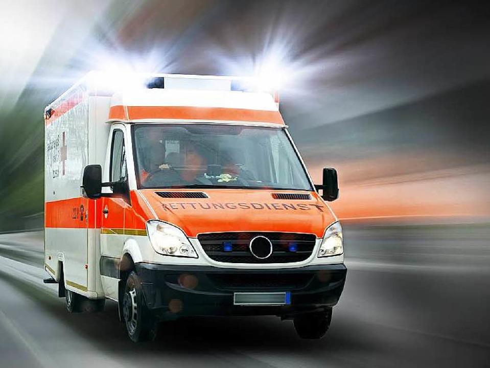Lediglich Prellungen erlitt der Junge,...rachet ihn in die Klinik (Symbolbild).    Foto: fotolia.com/Thaut Images