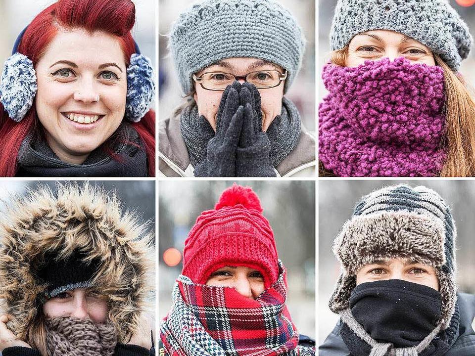 Warme Sachen sind im Winter 2015/16 nicht gefragt.    Foto: dpa