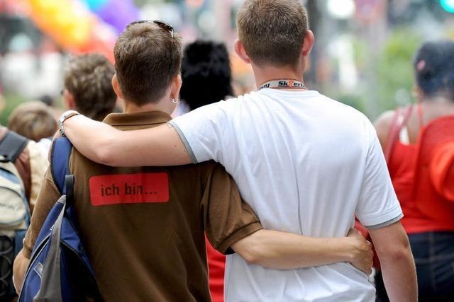 Pöbeleien gegen Schwule in Freiburg: Alltag oder Ausnahme?