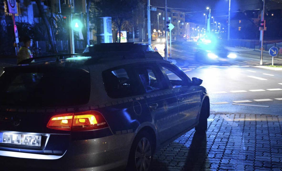 Friedlingen stellt für die Polizei ein...werwiegenden Sexualstraftat gekommen.   | Foto: Lauber