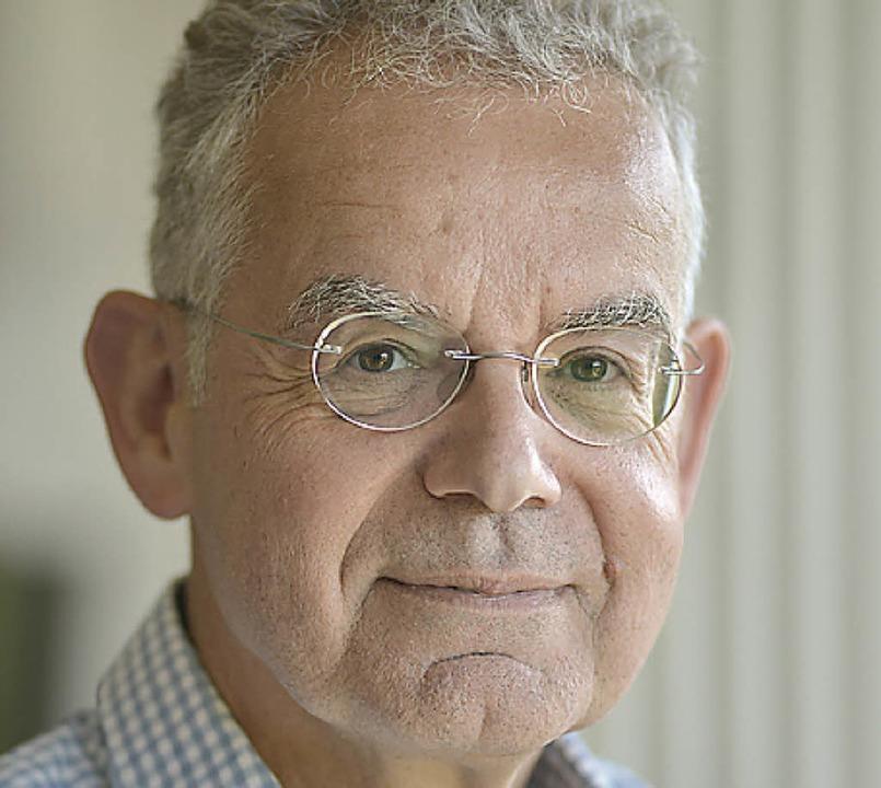 Der Journalist Michael Opoczynski   | Foto: Jürgen Hölzer