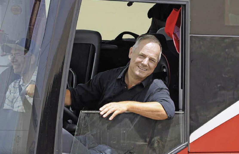 Ist mit Avanti schon seit 25 Jahren au...: Firmengründer Hans-Peter Christoph.   | Foto: Avanti