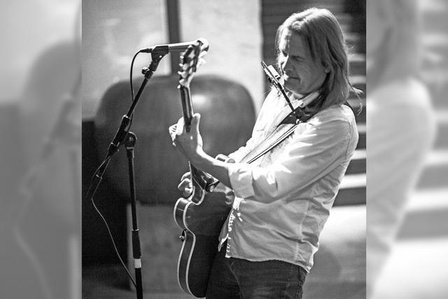 Andy Egert Band in Emmendingen