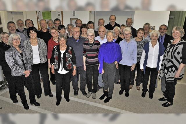 Rund 30 Helfer mit Ideen für Senioren