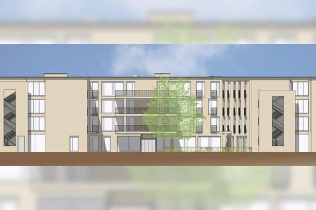 Bald Baubeginn für neues Pflegeheim