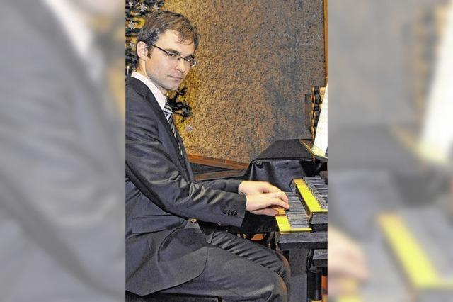 Faszinierende Klangvielfalt der Orgel
