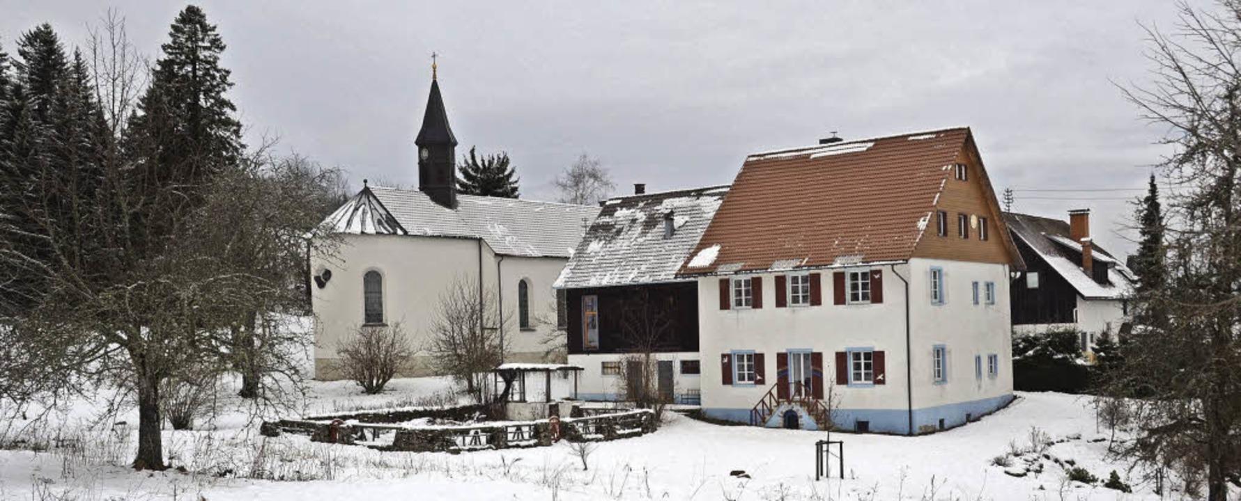 Vor 40 Jahren löste sich Grünwald wied...und wurde ein Ortsteil von Lenzkirch.   | Foto: Ralf Morys