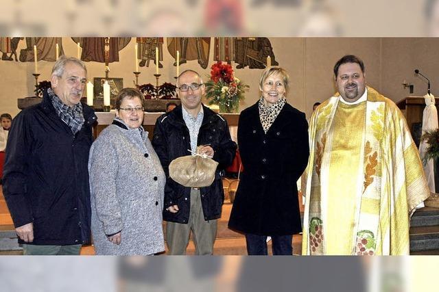 Spende für Leutkirche