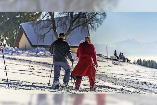 Schneeschuhtour rund um Höchenschwand