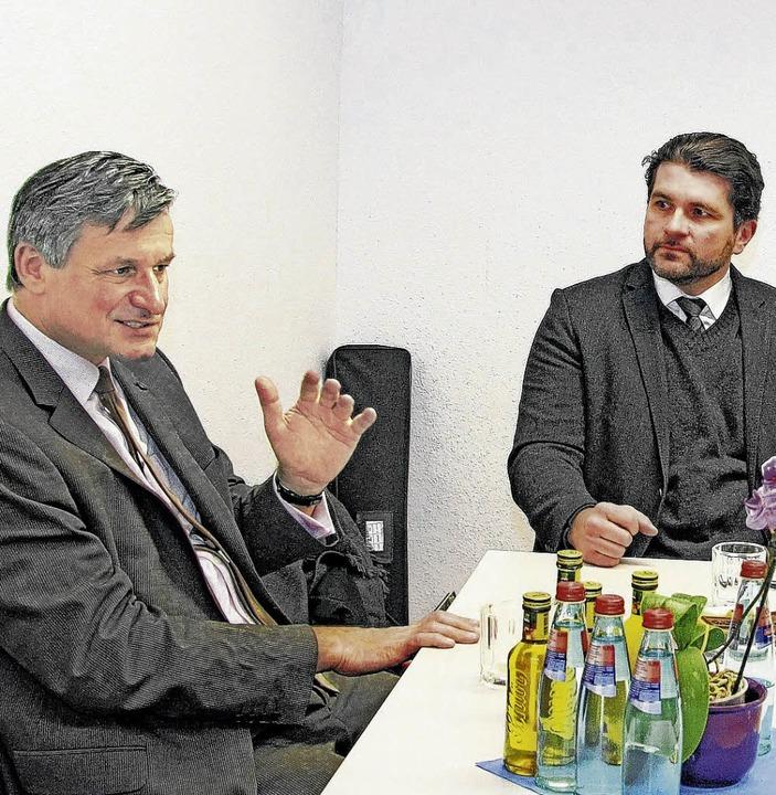 Einen Tag nach dem traditionellen Drei... FDP-Landtagsabgeordnete Niko Reith.      Foto: Stephan Rieger