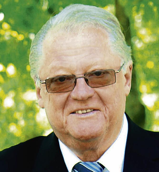 Hans-Jürgen Schnebel   | Foto: privat
