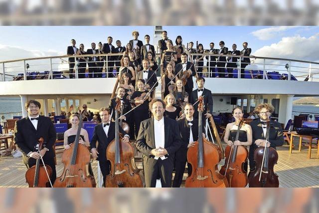 Junge Münchner Philharmonie in St. Blasien