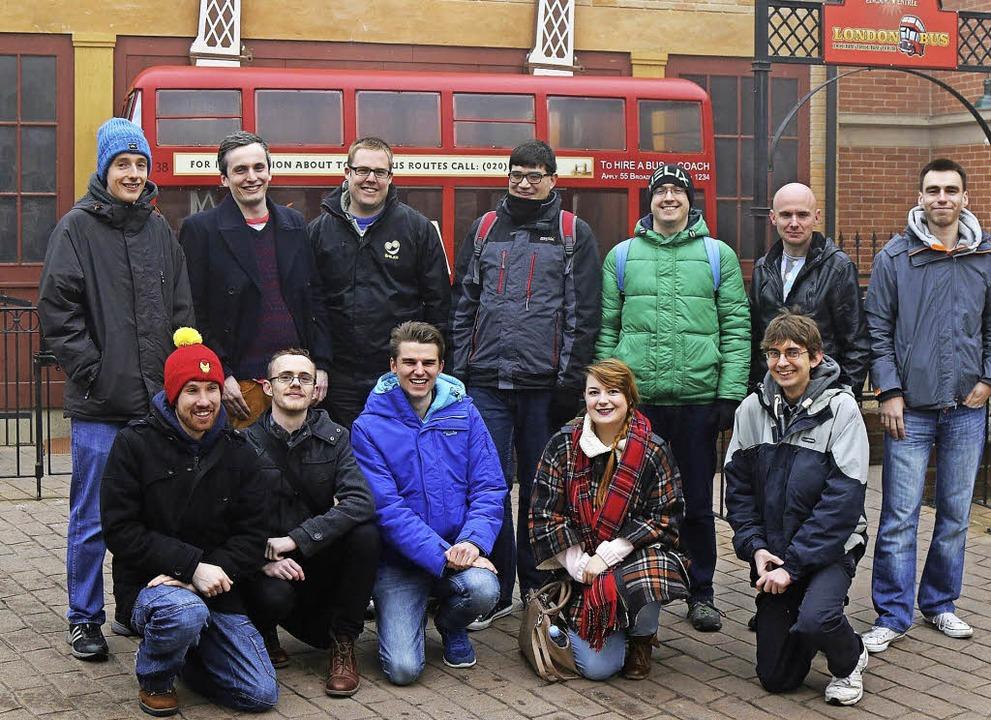 <BZ-FotoAnlauf>Englischer FANCLUB: </B...s London im englischen Themenbereich.     Foto: Europa-PaRK