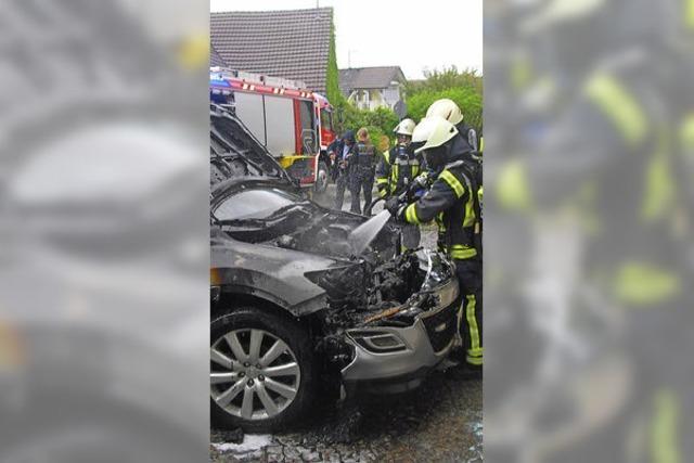 Die Feuerwehr muss zu 142 Einsätzen ausrücken