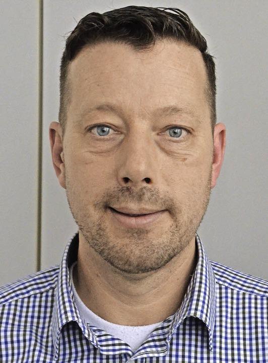 Thomas Wild wurde wieder als Vorsitzender des Gesamtelternbeirats gewählt.    Foto: Ingrid Böhm-Jacob