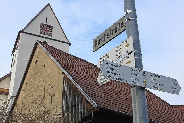 Bergwacht betreut Wege und Schilder