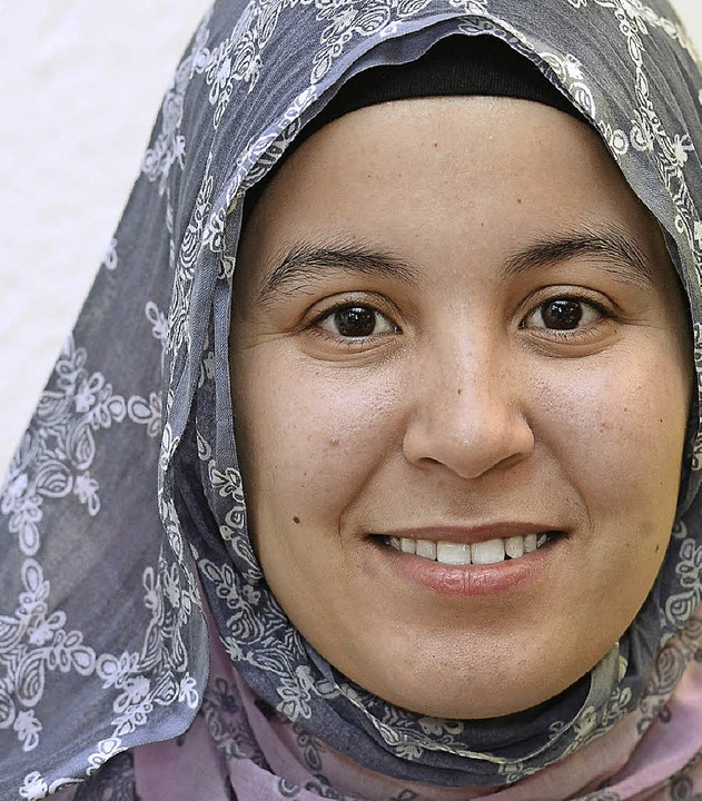 Fatma Mokhtar Moulay   | Foto: bamberger