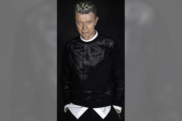 Neues Album von David Bowie: Auf der dunklen Seite