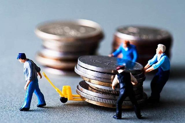 Grundeinkommen: Geld vom Staat für jeden?