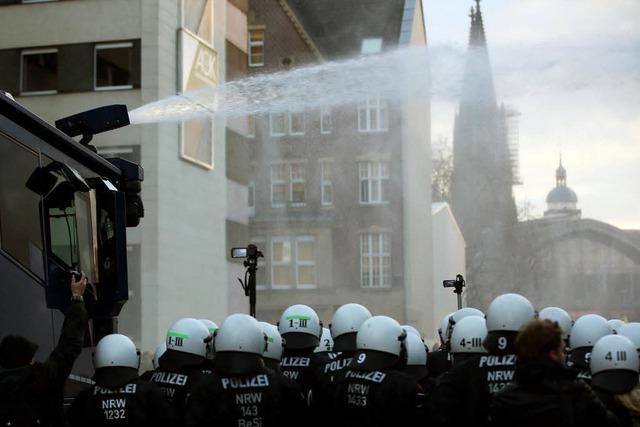 Köln: Polizei löst