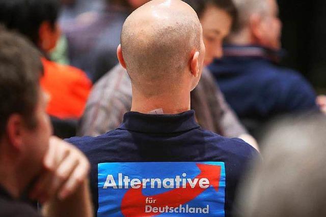 Ein- und wieder ausgeladen: AfD an der PH Freiburg unerwünscht