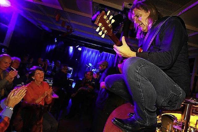 Andy Egert Blues Band in Heitersheim