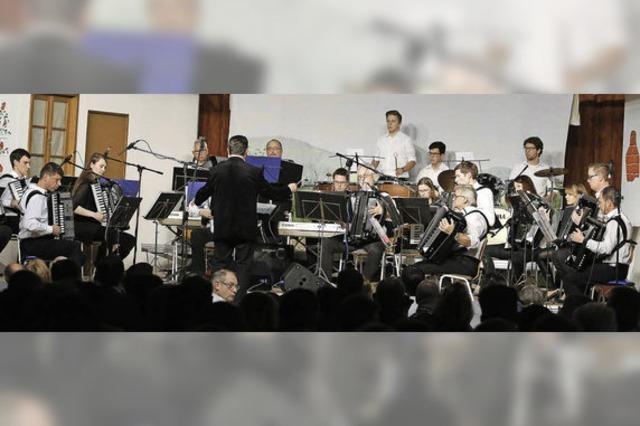 Jubiläum mit Melodien aus 50 Jahren