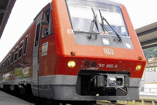 Technisches Problem bremst Züge
